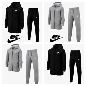Nike-Boys-Tracksuit-Kids-Fleece-Tracksuits-Bottoms-Hoodie-Joggers-Sweatpants