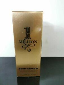 Paco Rabanne One Million Nach Rasur Balsam 75ml Neu & Rare