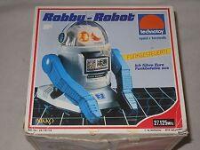 VINTAGE RC modello di-NIKKO-Robby ROBOT-TOY ROBOT-OVP