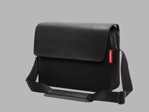 Courierbag Messenger Uu7047 2 Black By Canvas Schultertasche Reisenthel YTqYrw