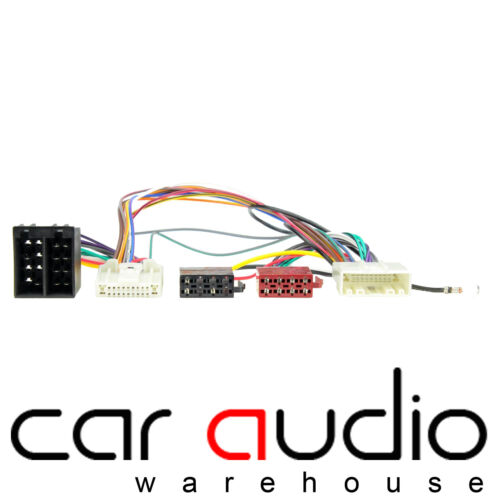 CT10NS05 para Nissan Qashqai 08 Bluetooth Parrot borrachín T-arnés ISO de plomo