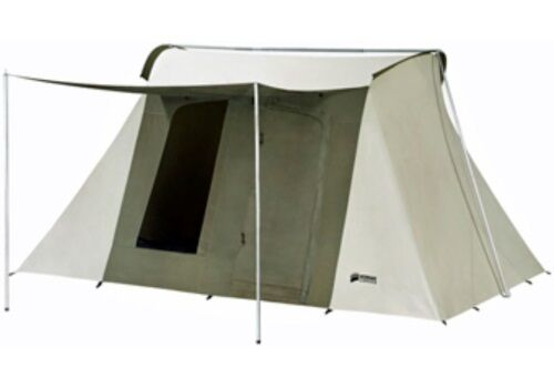 Kodiak  Tents - 6044 Canvas Tent - 10 x 14 8-Person Heavy Duty Camping Equipment  order now with big discount & free delivery