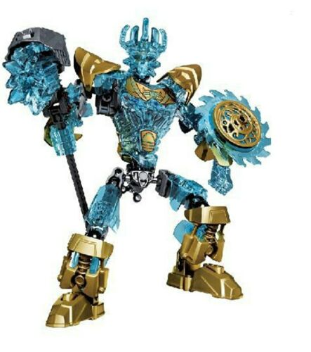 BIONICLE™ 94Pcs Ekimu The Mask Maker Biochemical Building Block New Toys For Kid