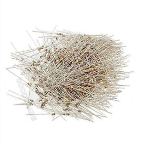 1000Pcs-Resistors-220-Ohms-Ohm-1-4W-5-Carbon-Film-US-Stock-m