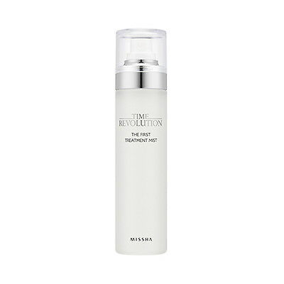 [Missha] Time Revolution The First Treatment Mist   120ml Roseau by Missha