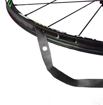 2Pcs Cycling Bicycle Wheel Rim Strip Mountain Bike Inner Tube Protector 26/""
