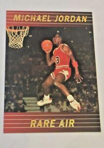 1993-94-Upper-Deck-NBA-Basketball-Rare-Air-Promo-Michael-Jordan-Chicago-Bulls