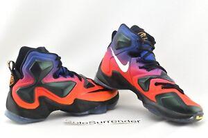 Nike Lebron XIII Doernbecher - SIZE 8 - 838989-805 James DB Kian Multicolor 13