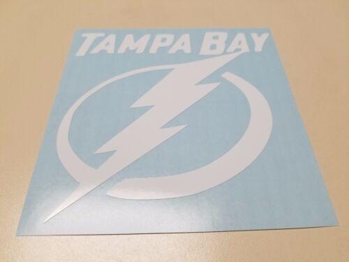 Window Toolbox Stickers #696 NHL Tampa Bay Lighting