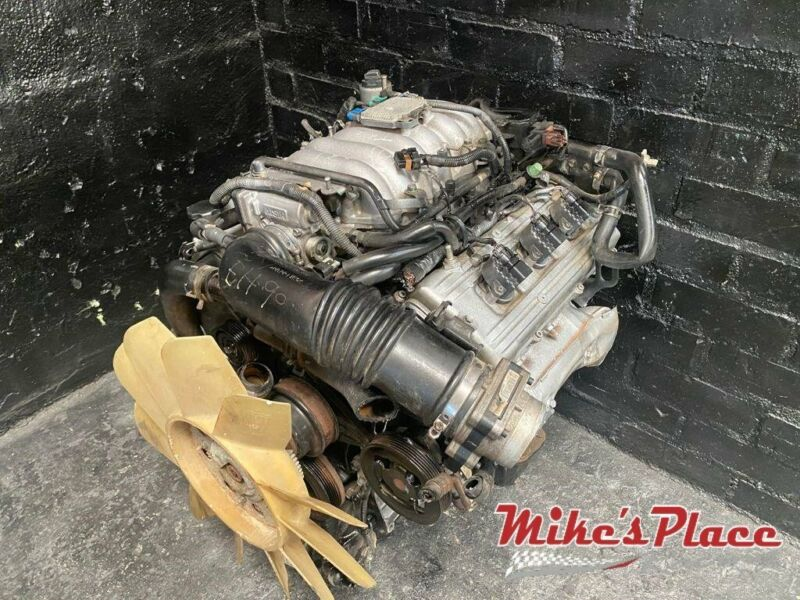 Isuzu KB320 3.2 V6 6VD1 Engine for sale at Mikes Place