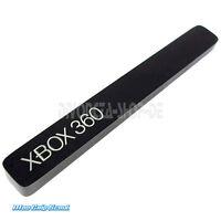 Xbox 360 Slim Dvd Blende In Schwarz Matt - Neu