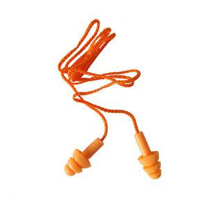 Tourbon 1//5//10//20 Pcs Ear Plugs Hearing Protector Noise Reduce Shooting Sleeping