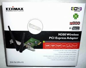 EDIMAX EW-7612PIN V2 WIRELESS ADAPTER WINDOWS 8.1 DRIVER DOWNLOAD