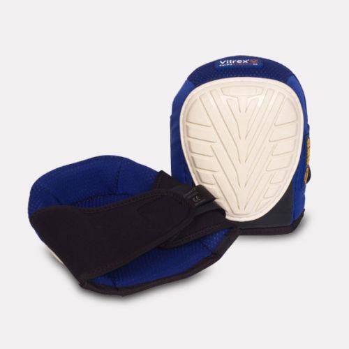 Quality Professional Safety Wear Genuine Vitrex 338180 Gel Grippa Cap Knee Pads