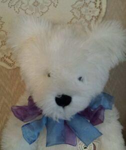 Boyds bears Marshmellow Q Furryfoot QVC Exclusive