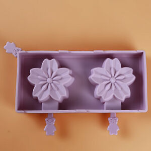 Multi-Cavity-Ice-Cream-Molds-Flower-Fruits-Shaped-Household-Silicone-Mould-BS