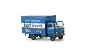 48539-Brekina-Mercedes-LP-608-Koffer-Rudolf-Suessmilch-1-87