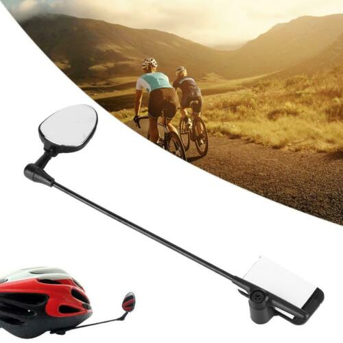 360 Degree Rotation Cycling Bicycle Helmet Rearview Mirror Bike Reflect Mirror