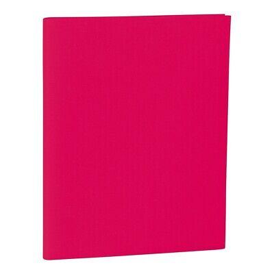 30 Hüllen Gut Semikolon Portera Präsentationsmappe Pink Neu&ovp Nachfrage üBer Dem Angebot