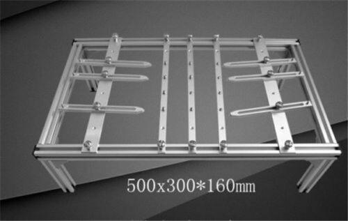 PCB holder / BGA stand / rework station holder / preheater station bracket 11XP