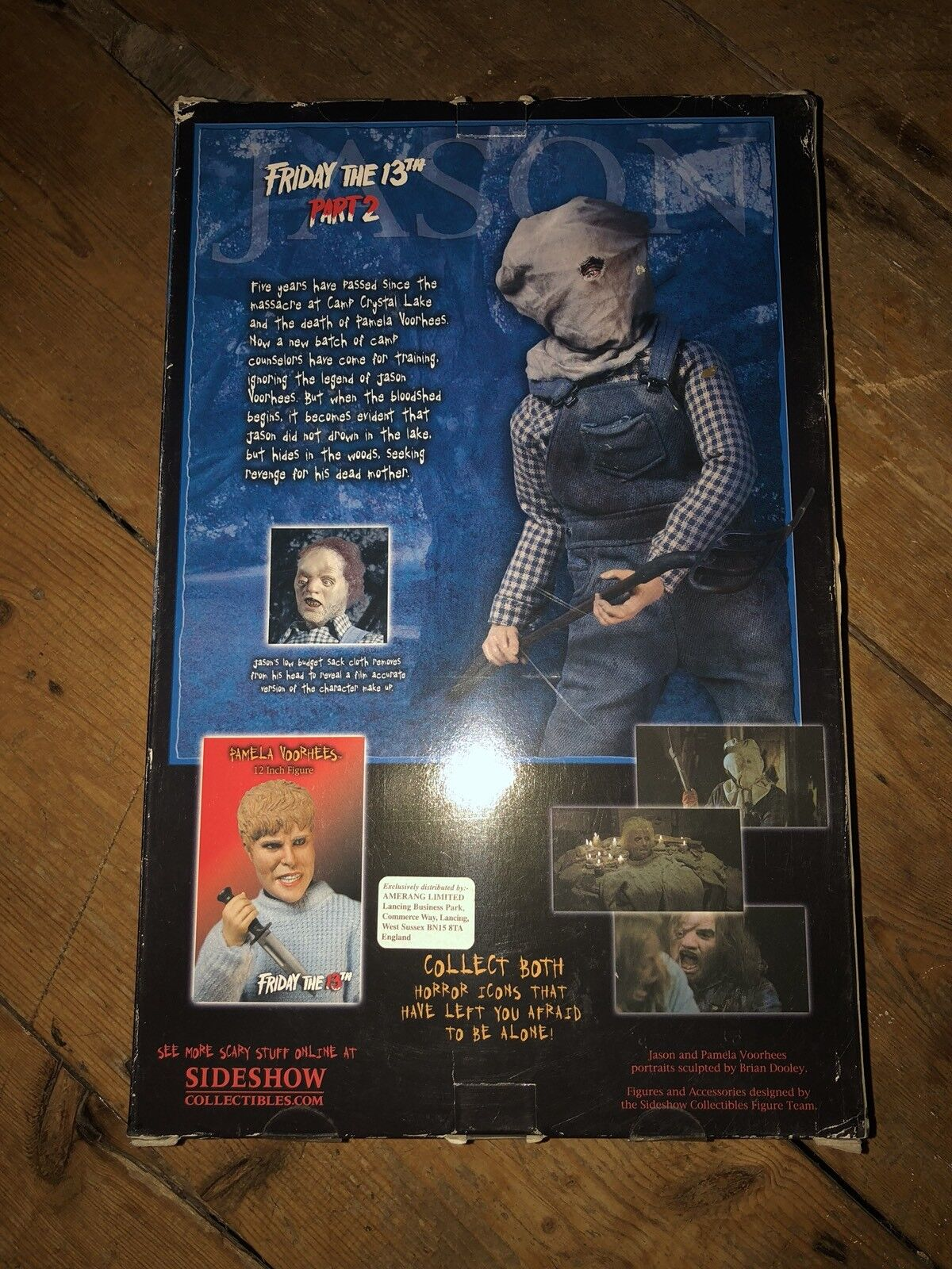 Sideshow Sideshow Sideshow Friday The 13 Part II Jason Voorhees AFSSC153 07b432