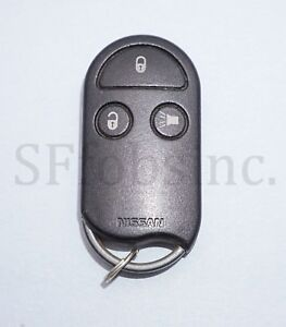 oem nissan pathfinder sentra keyless entry remote fob transmitterimage is loading oem nissan pathfinder sentra keyless entry remote fob