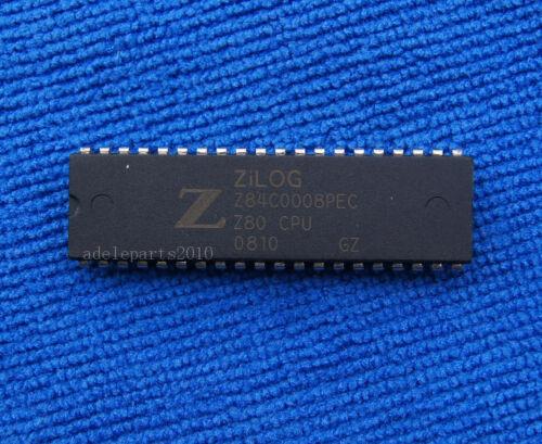 2pcs Z84C0008PEC Z84C0008 DIP-40