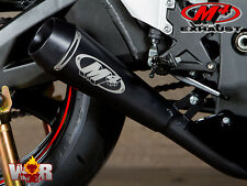 M4 GP Mount Black 2011 2012 2013 2014 2015 Kawasaki ZX10R Slip On Exhaust
