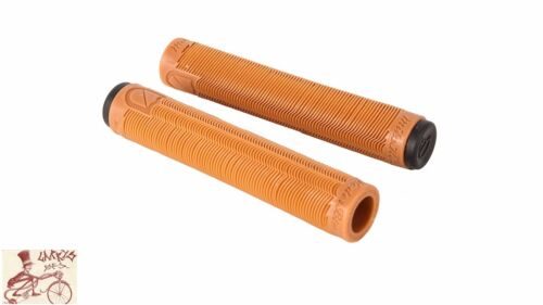 S+M BIKES HODER FLANGELESS GUM BICYCLE GRIPS