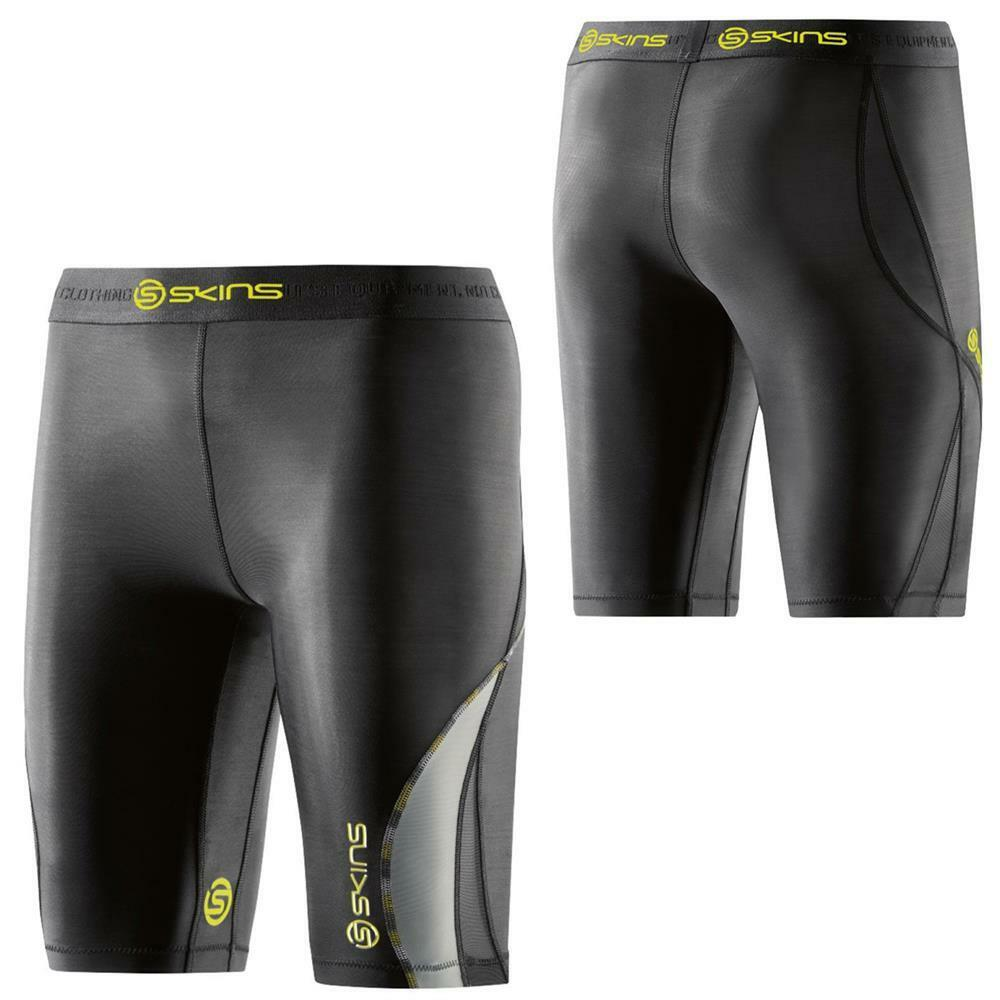 Skins Compressione Mezza Collant dnaamic Donna Formazione Pantaloni In esecuzione GMY Sports