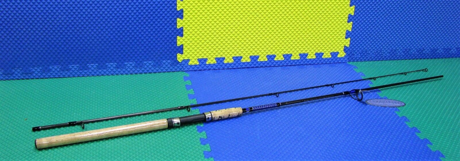 Okuma Connoisseur Steelhead Premium  Graphite 8' 6  Spinning Rod 2Pc CQ-S-862M-1  sale online discount low price