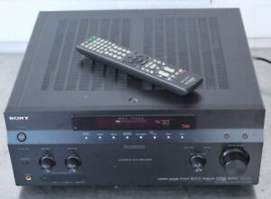 Sony-STR-DG2100-7-1-Channel-Home-Theater-Receiver-WORKS-GREAT