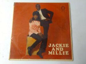 Jackie-And-Millie-Pledging-My-Love-Vinyl-LP-1966-UK-COPY