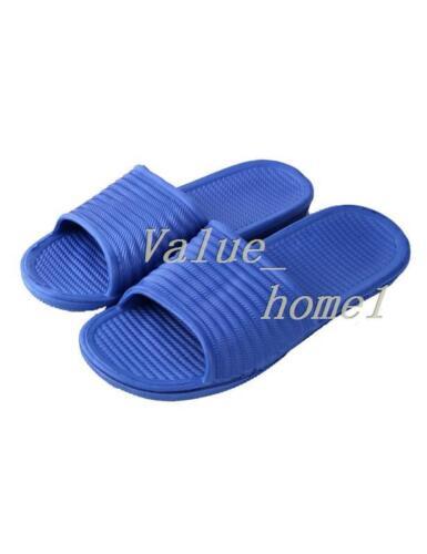 Rubber Soft Antiskid Shoes Sport Slide Sandals Home Bathroom Slippers For Summer