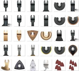 Zubehoer-Saegeblatt-Metall-Holz-Diamant-Titan-Multimaster-Fein-Makita-Bosch-PMF