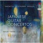 Japanese Guitar Concertos: Takemitsu, Hosokawa, Hayashi [SACD] (2015)