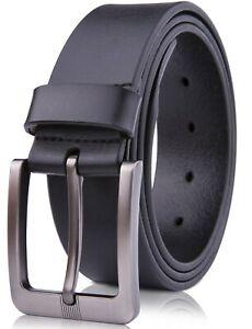 Genuine-Leather-Belts-For-Men-Classy-Dress-Belts-Mens-Belt-Many-Colors-amp-Sizes