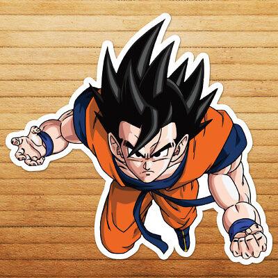 Dragon Ball Z Fighting Goku Vinyl Sticker Decal Graphic CUSTOM