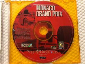 Monaco-Grand-Prix-Sega-Dreamcast-Disc-Only