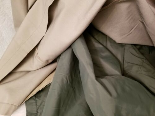 Green Størrelse Double Breasted Trench Lined Fog Nwot Womens London 14p Petite Coat a4vAIHwq
