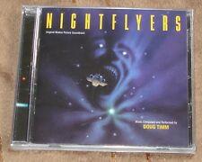 NIGHTFLYERS (Doug Timm) rare original ltd. ed. factory sealed cd (2010) OOP!
