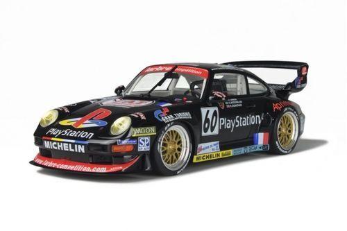 GT-SPIRIT 1/18 gt103 PORSCHE 911 (993) gt2 Le Mans 1998