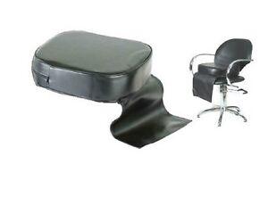 pouf réhausseur  pour fauteuil coiffure ou ésthetique