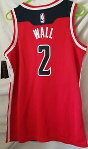 2f0bfdbbe Nike John Wall Washington Wizards NBA  2 Swingman Icon Edition ...