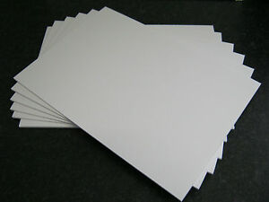 3MM-WHITE-FOAM-BOARD-A4-MULTIPLE-QUANTITIES-AVAILABLE-5-SHEETS-ONLY-3-99