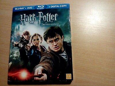 harry potter dvd rækkefølge
