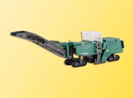 KIBRI 15200 h0 camions wirtgen kaltfräse noirbau