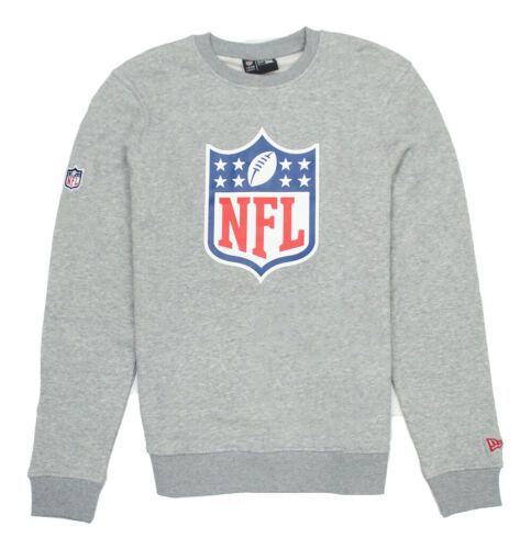 New Era Herren Sweater NFL Logo grau