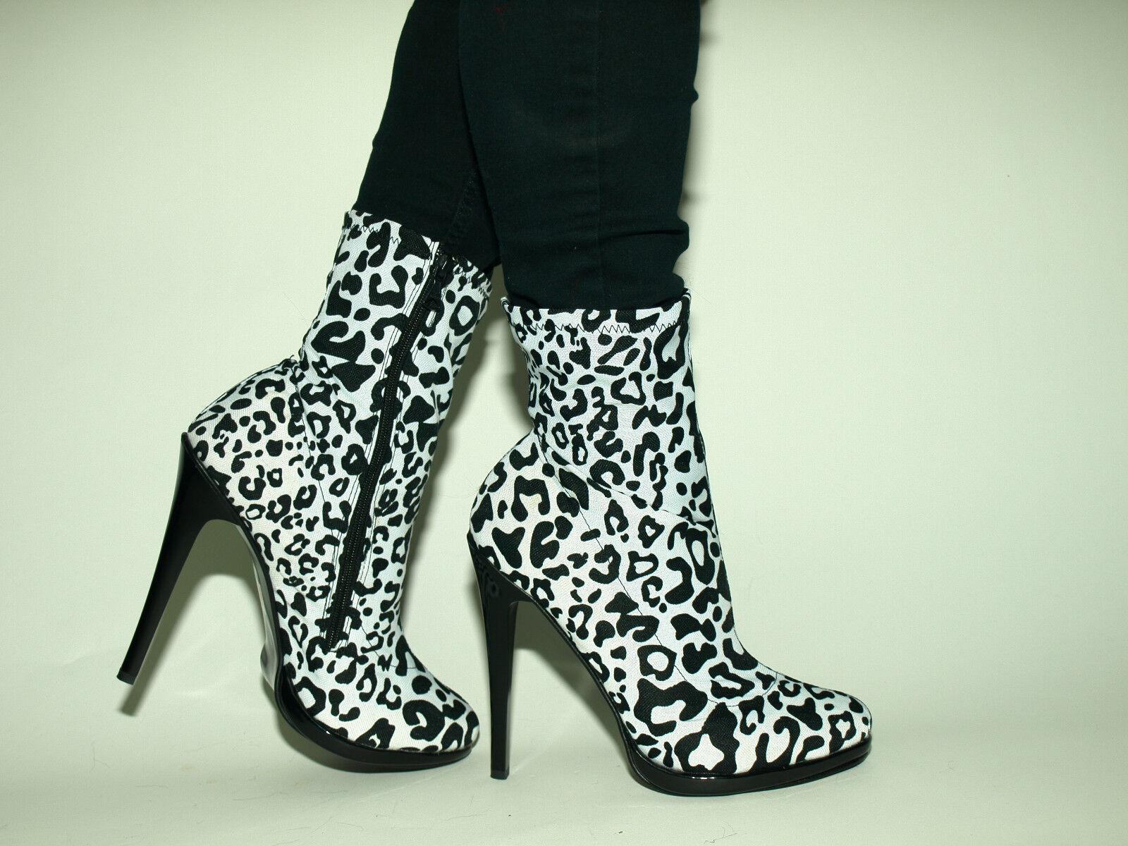Highs heels piel sintética 14cm 37 38 39 40 41 42 43 44 45 46 47 bolingier