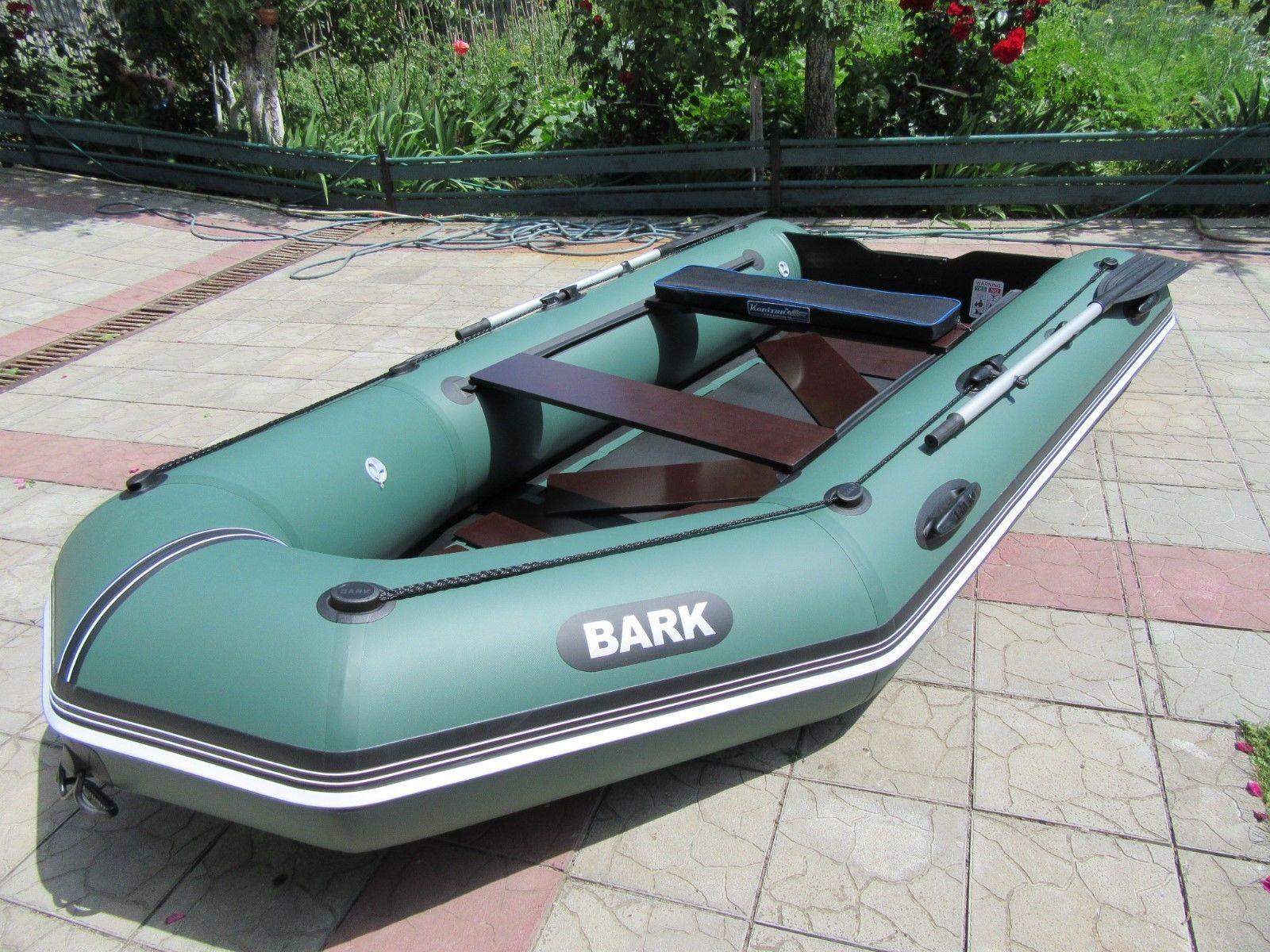 Brand NEW Inflatable Dinghy Boat BARK BT-310D 1
